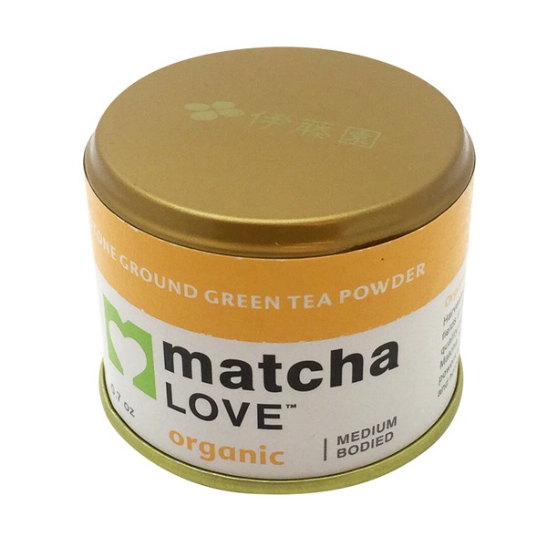 Matcha Love Organic Green Tea