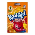 Kool-Aid Drink Mix, Orange, .15 Oz, 1 Count