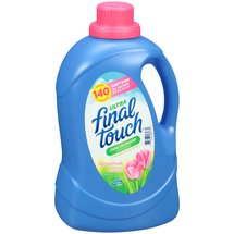 Ultra Final Touch Spring Fresh Concentrated Fabric Softener