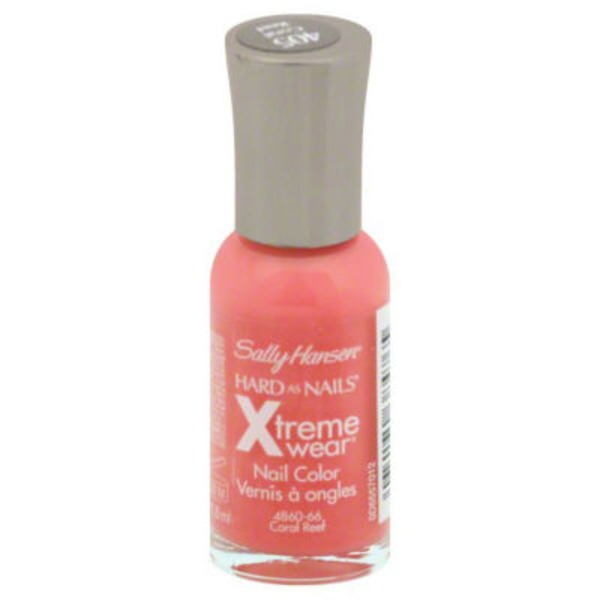 Sally Hansen Hard as Nails Xtreme Wear Nail Color 405 Coral Reef