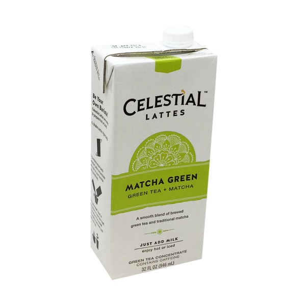 Celestial Seasonings Mystic Matcha Latte