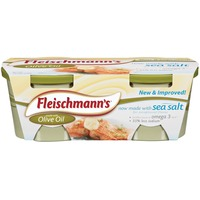 Fleischmann's Olive Oil 60% Whipped 12.3 Oz Tubs Vegetable Oil Spread