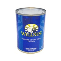 Wellness Whitefish & Sweet Potato Formula Natural Food for Dogs