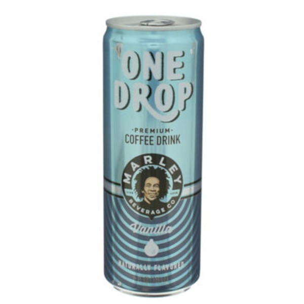 Marley's One Drop One Drop Premium Coffee Drink Vanilla