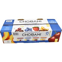 Chobani 0% Greek Strained Yogurt