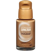 Maybelline New York Dream Liquid Mousse Foundation, Natural Beige