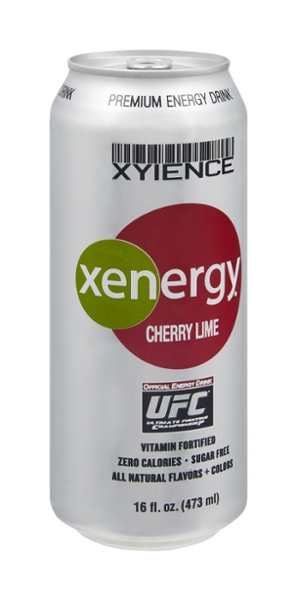 Xyience chry lime 16 oz
