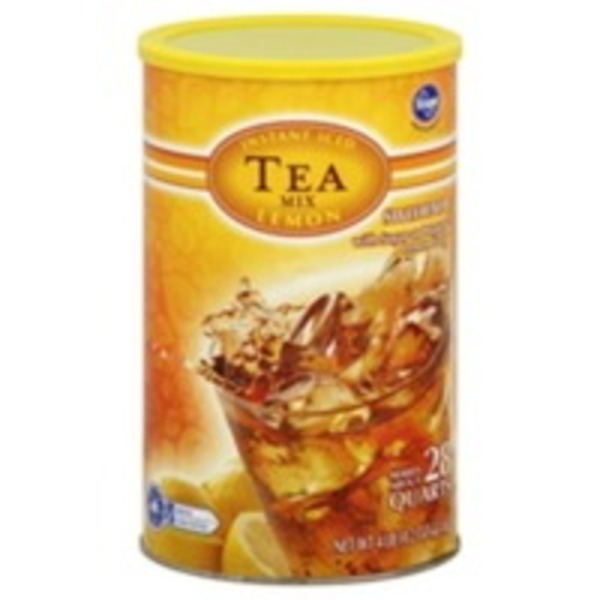 Kroger Instant Lemon Ice Tea