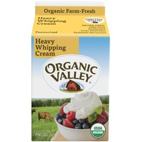 Organic Valley Organic Heavy Pasteurized Whipping Cream