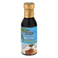 Coconut Secret Raw Coconut Nectar Low Glycemic Sweetener