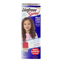 Licefreee! Licefreee Spray Instant Head Lice Treatment