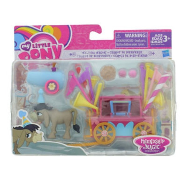 Hasbro My Little Pony Collectable Welcome Wagon Assorted Varieties