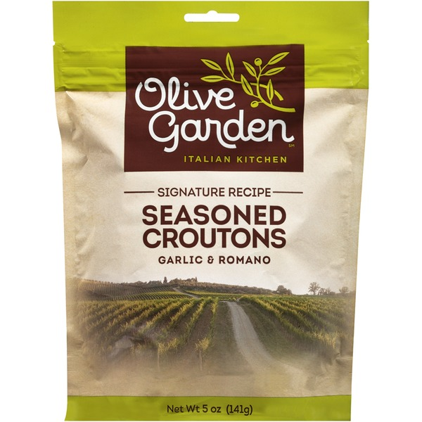 Olive Garden Seasoned Garlic & Romano Croutons