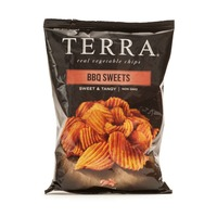 Terra Chips Real Vegetable Chips BBQ Sweets