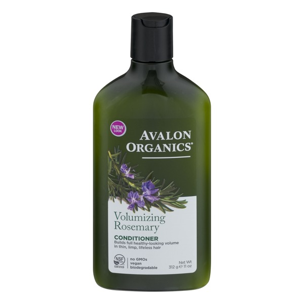 Avalon Organics Conditioner Volumizing Rosemary