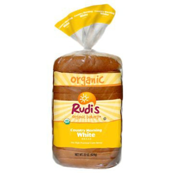 Rudi's Organic Bakery Country Morning White Bread