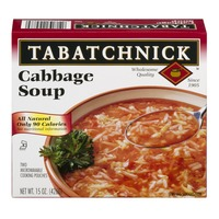 Tabatchnick Cabbage Soup - 2 CT