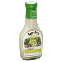 Annie's Homegrown Natural Lemon & Chive Dressing Dressing