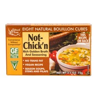 Edward & Sons Not-Chick'n Bouillon Cubes - 8 CT