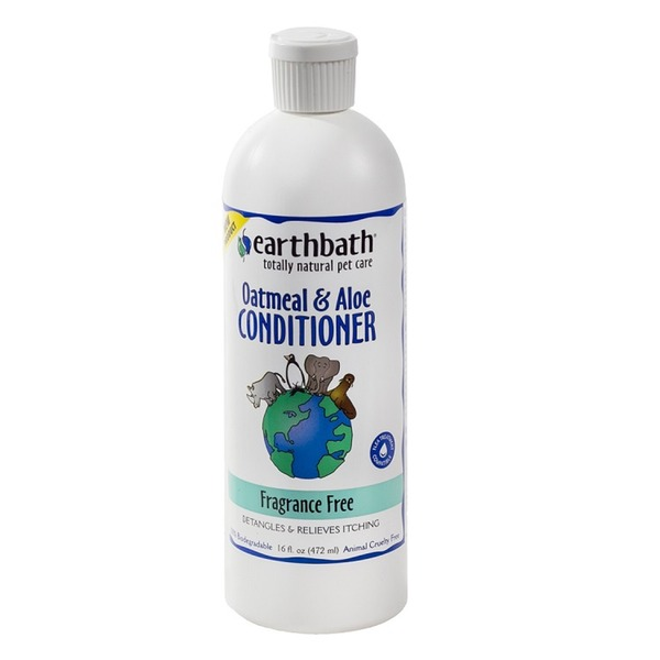 Earthbath Fragrance Free Conditioner