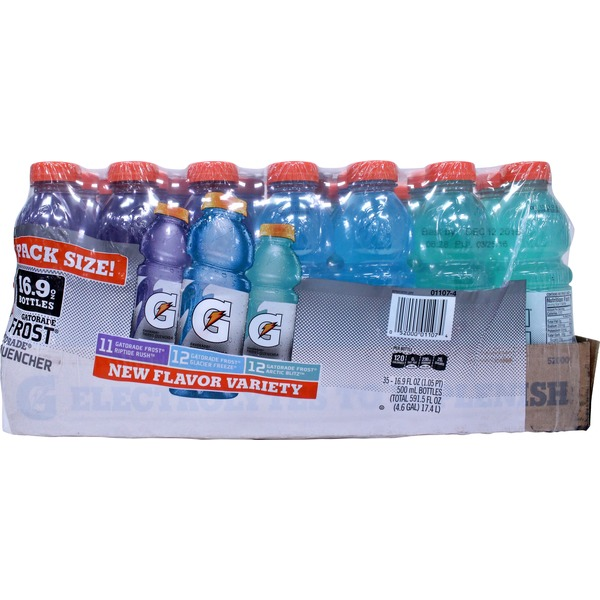 Gatorade Frost Energy Drinks