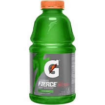 Gatorade Thirst Quencher Fierce Green Apple, 32.0 FL OZ