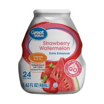 Great Value Drink Enhancer, Strawberry Watermelon, 1.62 fl oz
