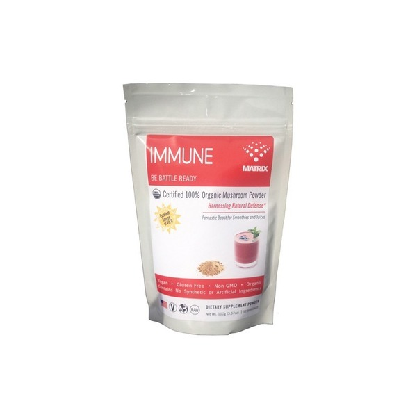 Mushroom Matrix Immune Matrix Powder