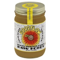 GoodFlow Honey Raw Texas Wildflower