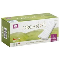 Organyc Light Flow Sensitive Skin Panty Liners