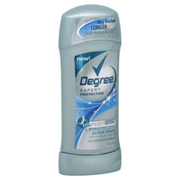 Degree Shower Clean Antiperspirant Deodorant Stick