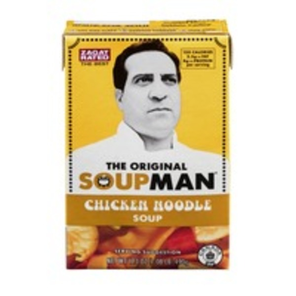 The Original SoupMan Chicken Noodle With Vegetables