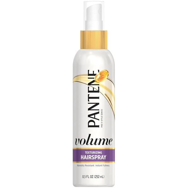 Pantene Touchable Volume Pantene Sheer Volume Texturizing Non-Aerosol Hair Spray 8.5 fl oz  Female Hair Care