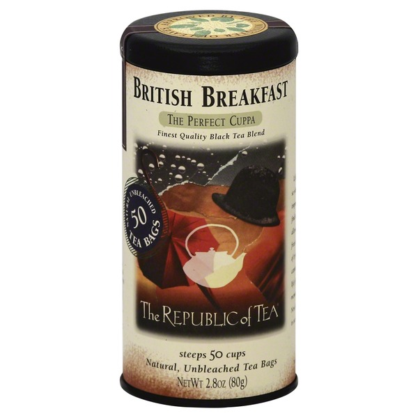 The Republic of Tea British Breakfast