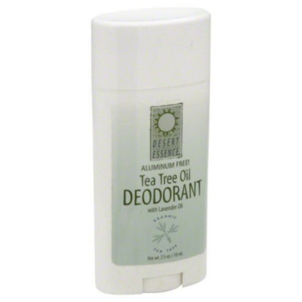 Desert Essence Tea Tree Oil Deodorant with Lavender Oil