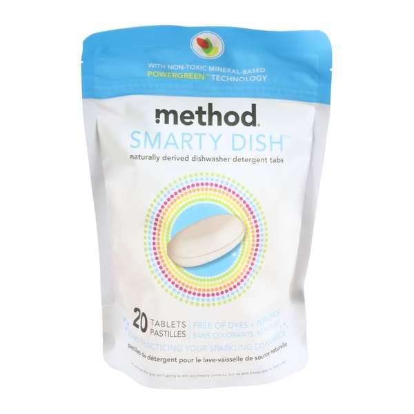 Method Smarty Dish - 20 CT