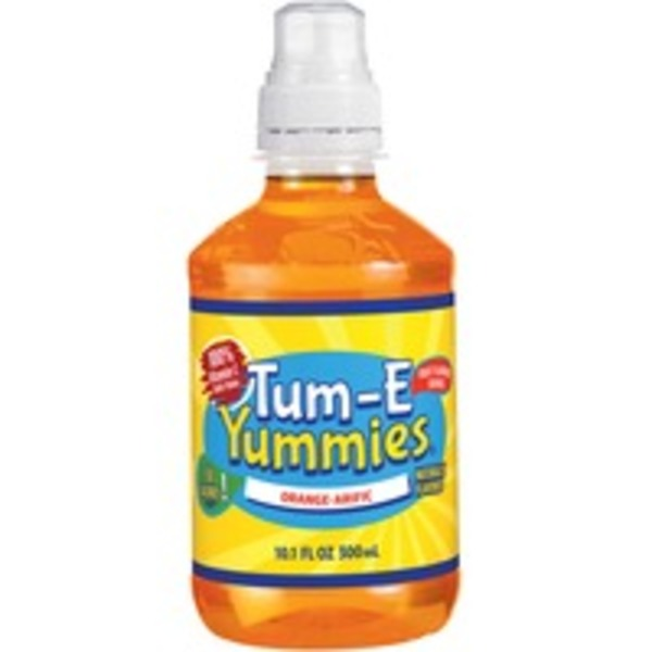 Tum E Yummies Orange-arific Fruit Flavored Drink