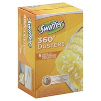 Swiffer 360 Swiffer 360 Dusters Refills 6 Count Surface Care