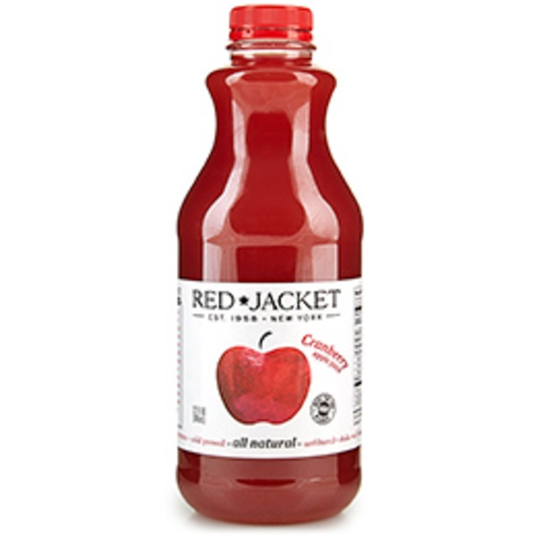 Red Jacket Cranberry Apple Cider
