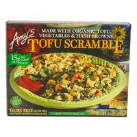 Amy's Tofu Scramble