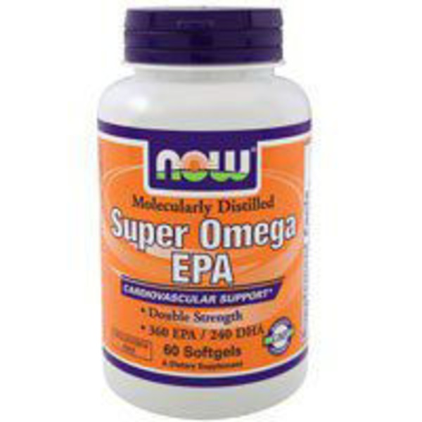 Now Super Epa 1,200 Mg Capsules