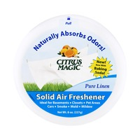 Citrus Magic Pure Linen Solid Air Freshener