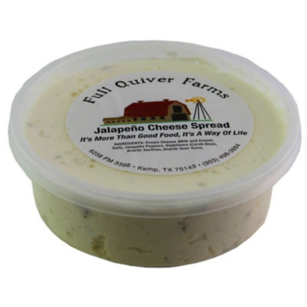 Full Quiver Farms Jalapeno Cheese Spread