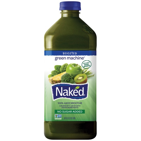 Naked Juice Green Machine Juice Smoothie
