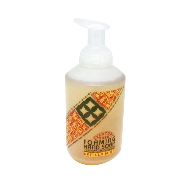 Alaffia Vanilla Mint Foaming Hand Soap