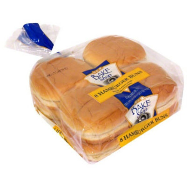 H-E-B Bake Shop Hamburger Buns