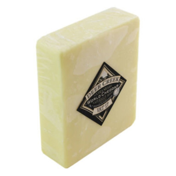 Deer Creek Vat 17 World Cheddar