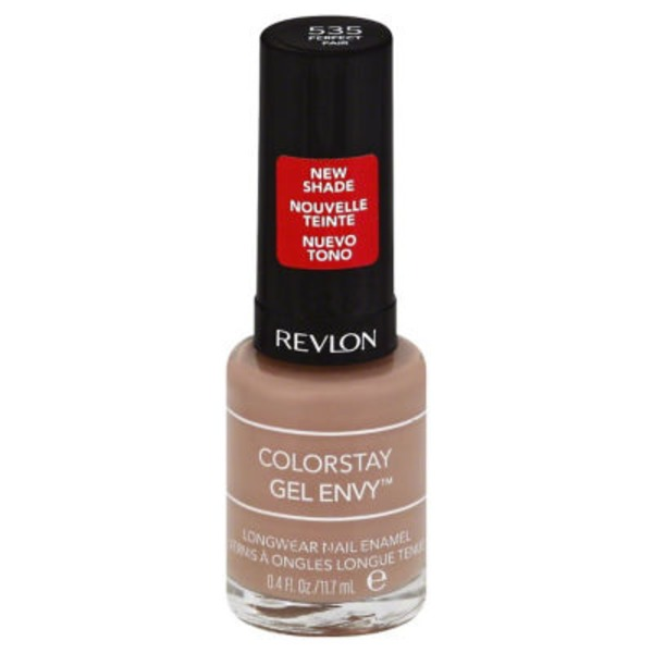 Revlon ColorStay Gel Envy Nail Color, 535 Perfect