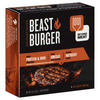 Beyond Beef Beyond Meat 100% Plant Protein Beast Burger 1/4 lb. Patties