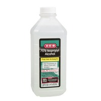 H-E-B 70% Isopropyl Alcohol